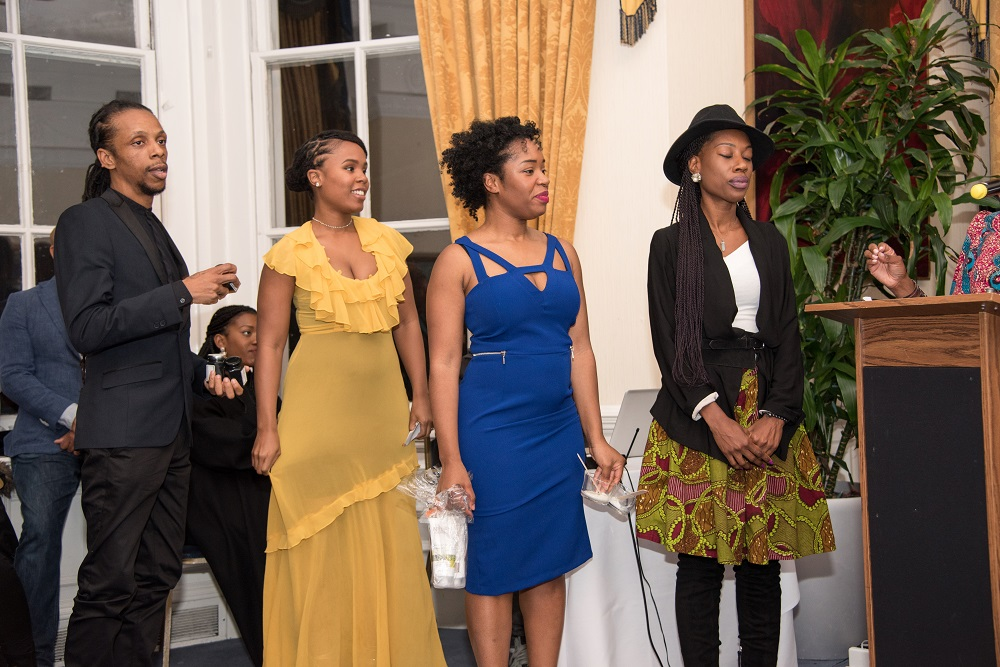 Launching the Afro Hair & Beauty Association in the UK