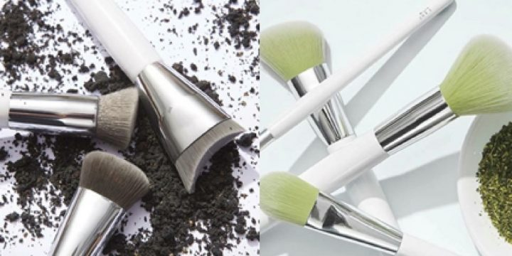 March Picks Charcoal Infused Brush Kit and Green Rea Infused Brush Kit