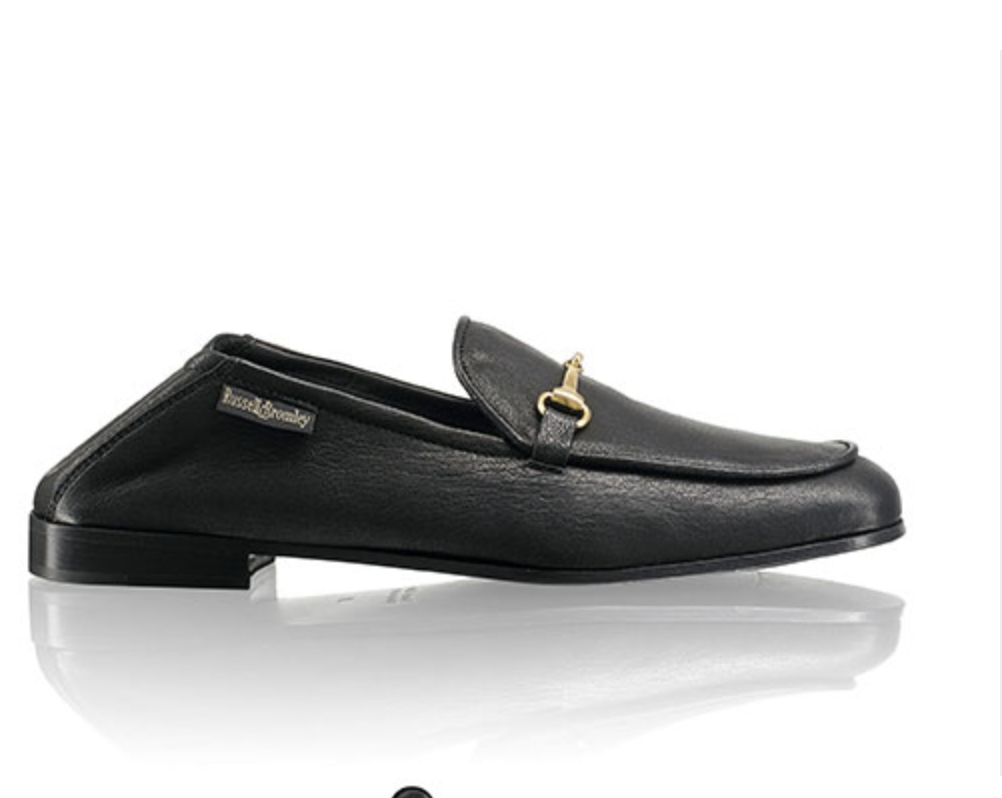 Russell & Bromley Snaffle Loafers