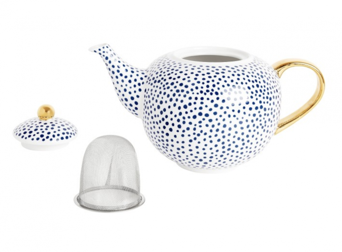 March Picks Kikki K Porcelain Teapot