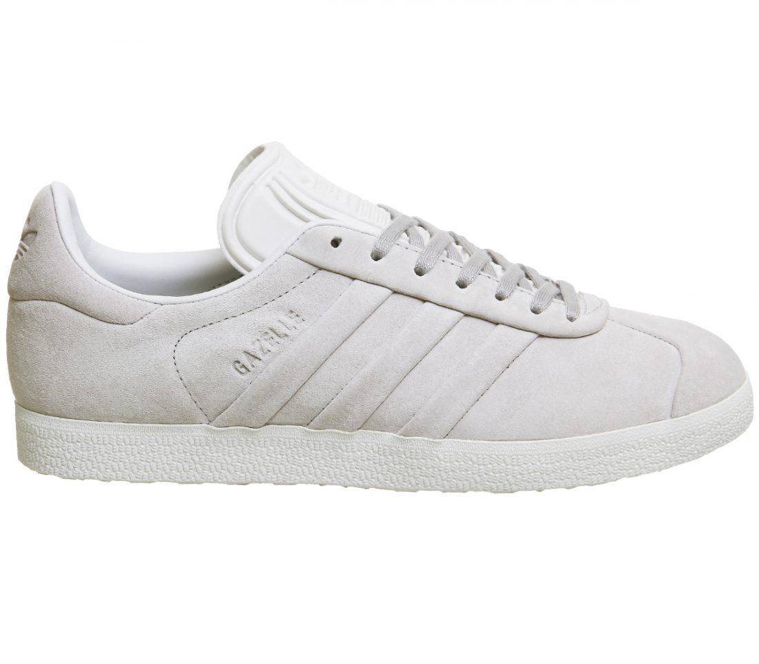 Adidas Gazelle St Grey Two