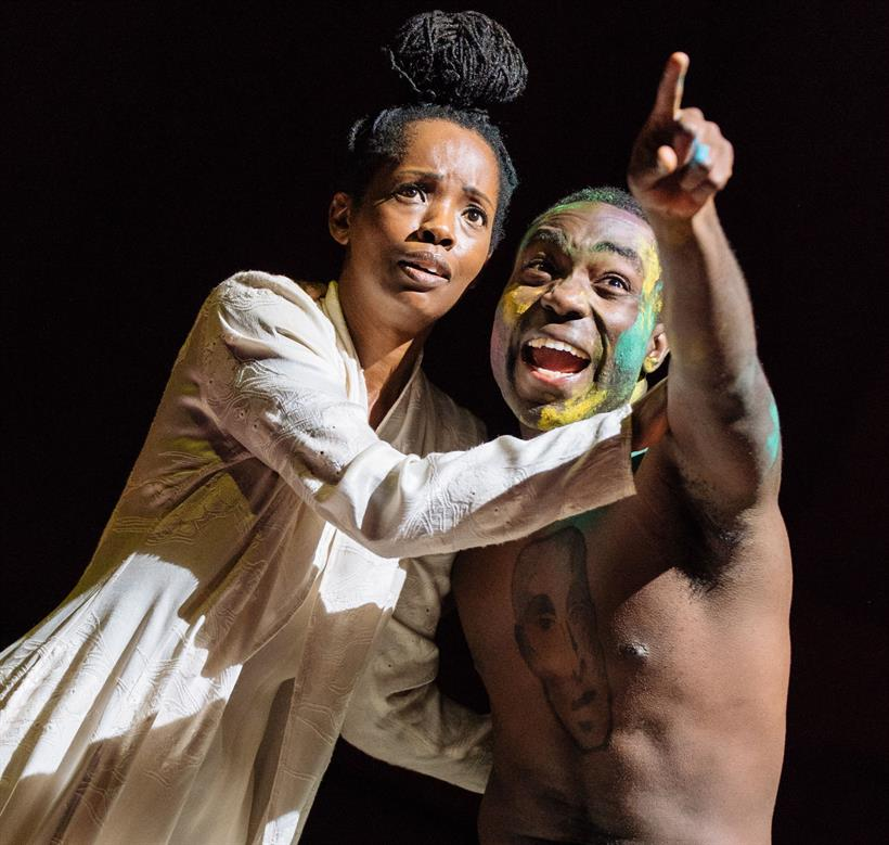 The Royal Shakespeare Company presents Hamlet with a West African Twist
