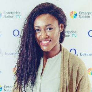 Founder of Foundervine, Izzy Obeng