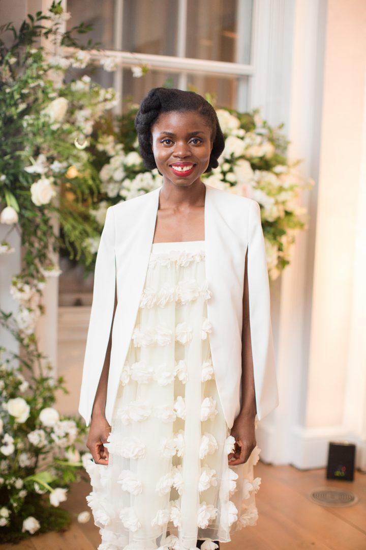 Rita Colson, bridal fashion expert and designer