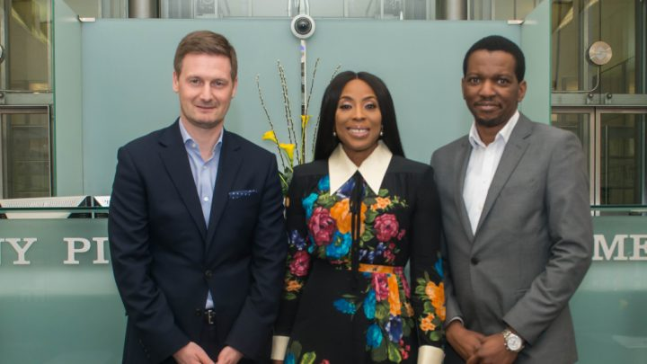 Mo Abudu (credit: Sony Pictures Television)