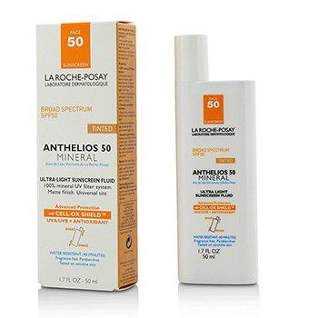 Sunscreen protection La Roche Posay