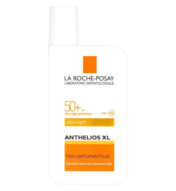 Sunscreen protection La Roche Posay Anthelios