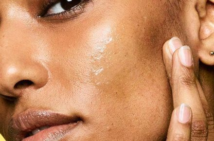 Sunscreen protection Glossier