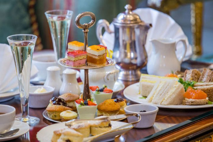 THE BENTLEY Afternoon Tea