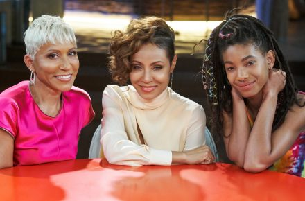 Red Table Talk with Jada