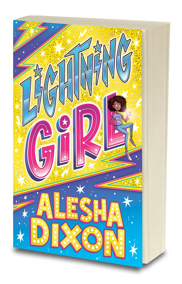 Alesha Dixon Lightning Girl