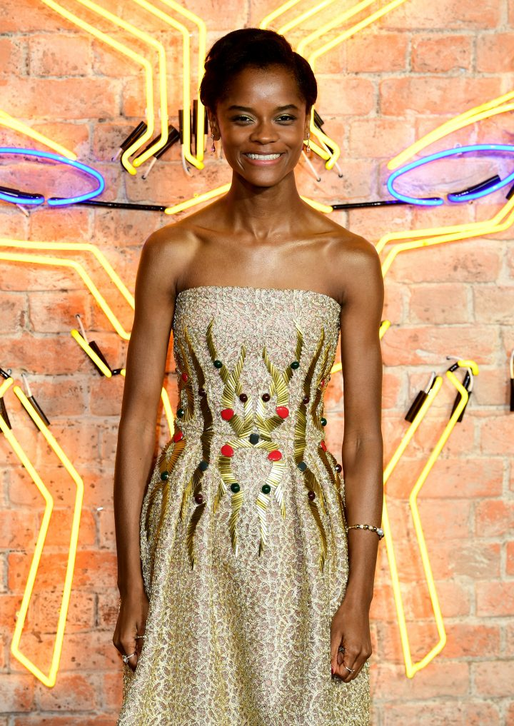 Letitia Wright joins SHELL