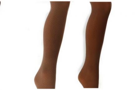 Nubian Skin fishnets