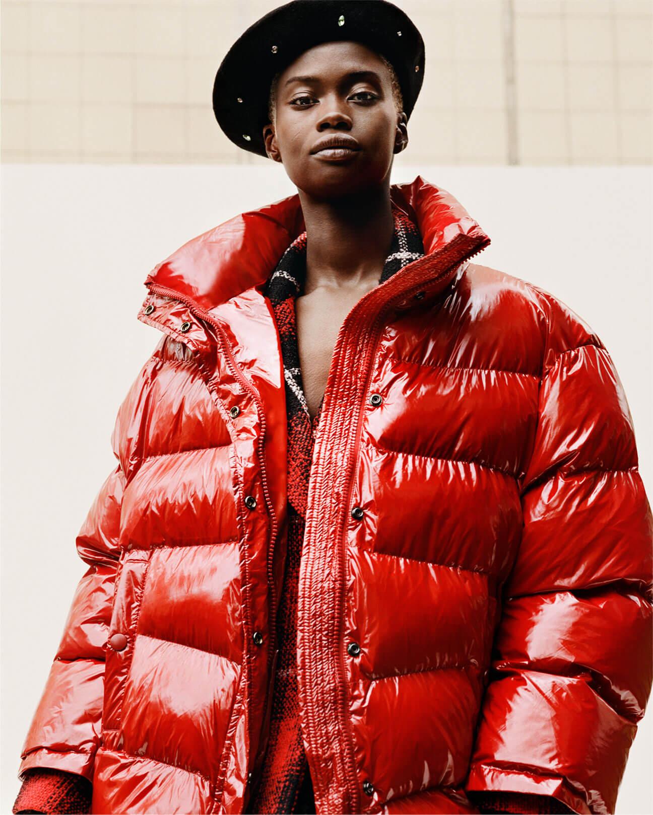 ZARA Puffer Coats
