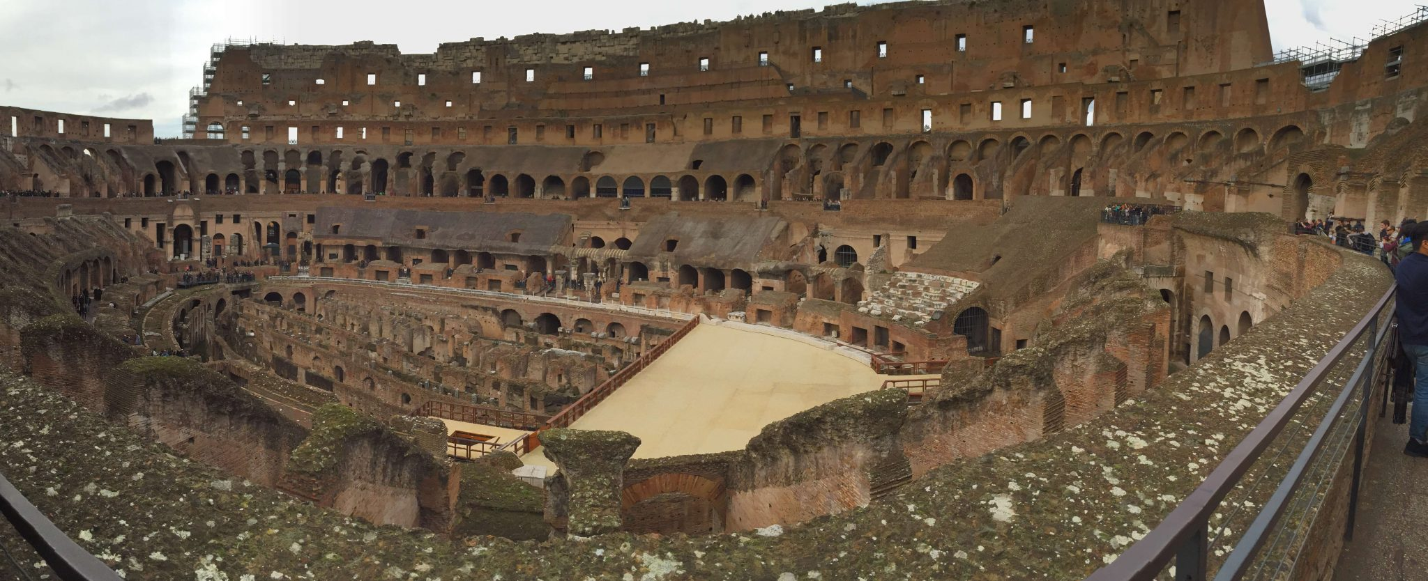 24 hours in Rome
