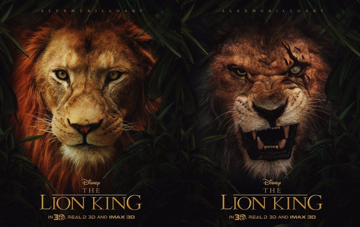 the official trailer for the lion king has dropped and we