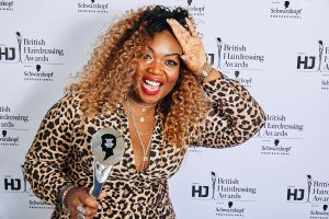 Michelle Thompson Afro Hairdresser of the Year