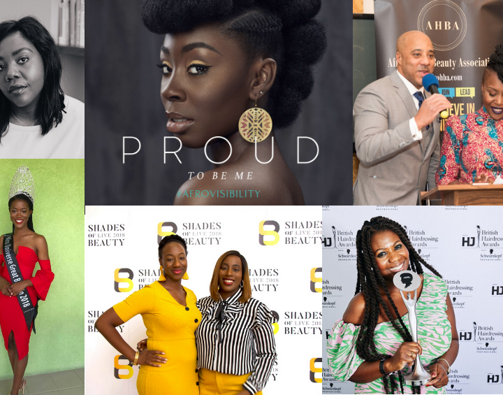 Why 2018 was a significant year for the Black British beauty
