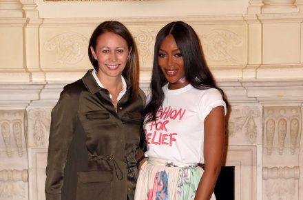 Naomi Campbell Fashion Icon Award