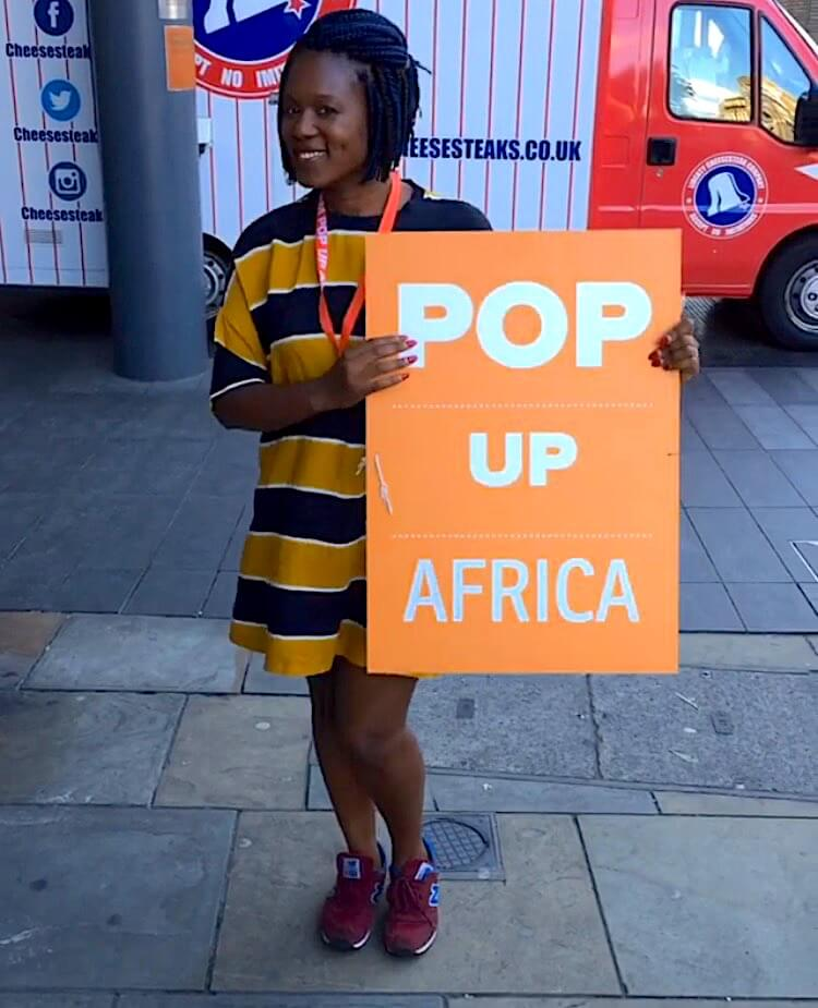Pop Up Africa Lates