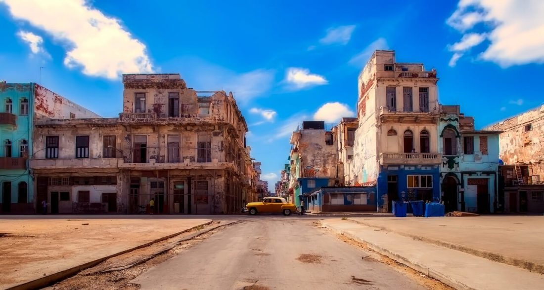 Travelling to Havana