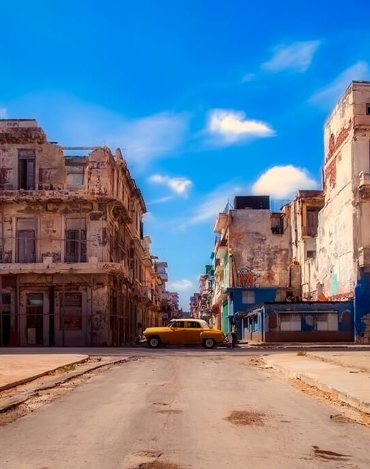 Travelling to Havana