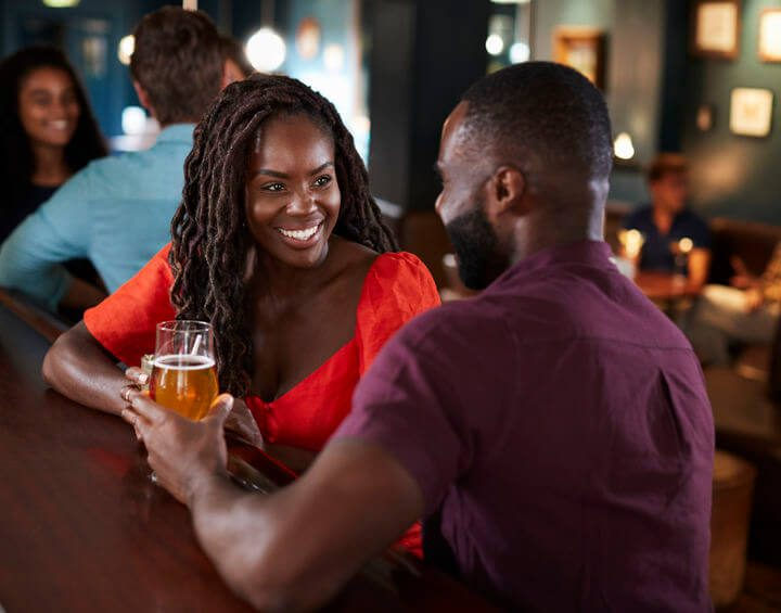 Black Woman Dating