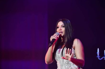 Toni Braxton Long As I Live Tour