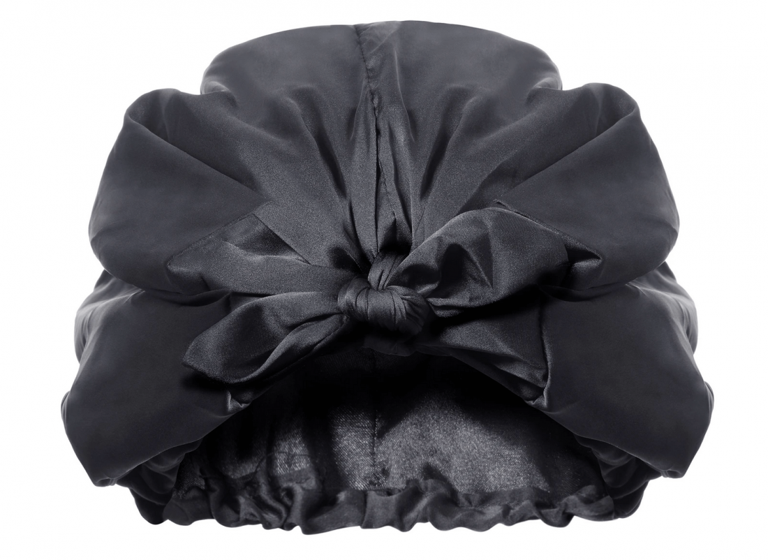 Satin bonnet