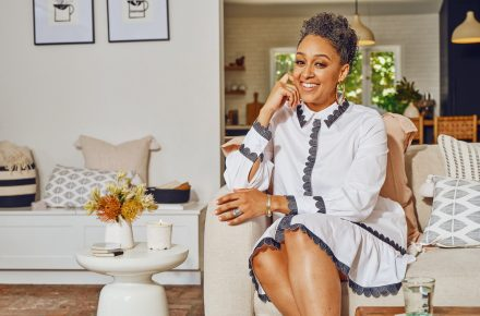 Tia Mowry x Etsy Collection
