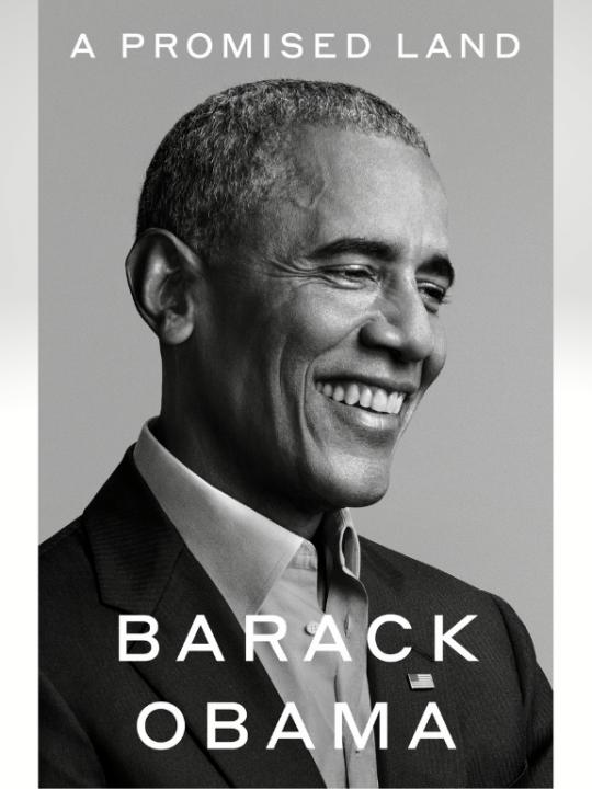 Barack Obama memoir