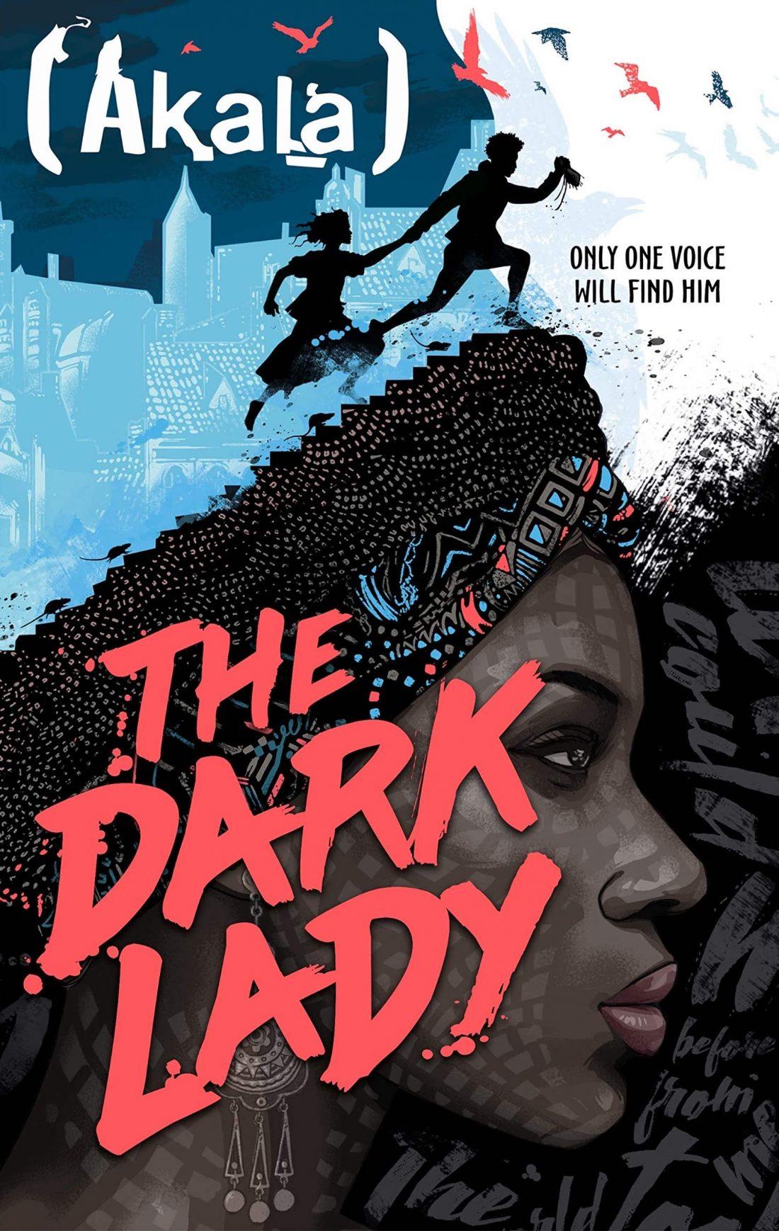 Akala Dark Lady book cover
