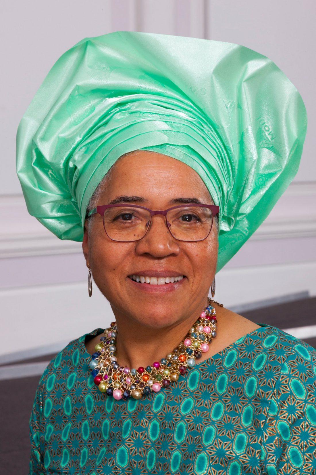 Dame Elizabeth Anionwu