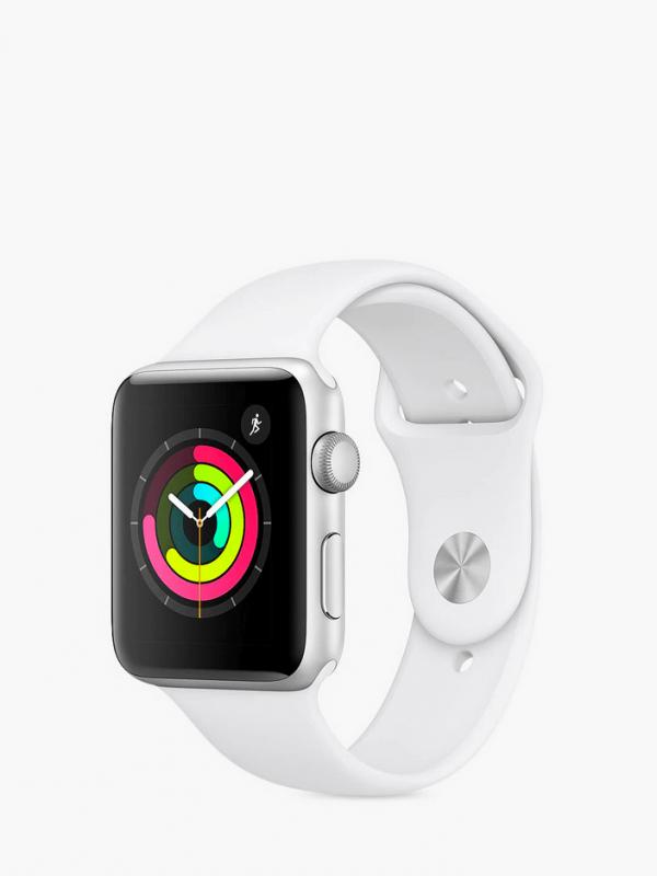 Apple Watch Series 3 White-min