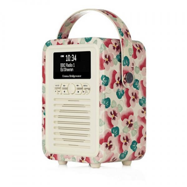 Emma Bridgewater Retro Mini Portable DAB_FM Radio-min